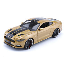 maisto 1/24 Ford mustang GT DIECAST MODEL champagne