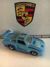 Loose 1983 Matchbox Superfast Racing Super Porsche Elf 935-Pre-Owned