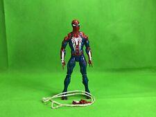 """Marvel Legends Spider-Man Gamerverse PS4 6"""" Figure Hasbro Gamestop Exclusive"""