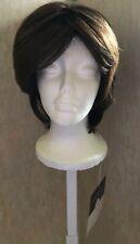 Toni Brattin 340 Timeless Plus Short Cut Wig w/Styleable Fiber-Light Brown