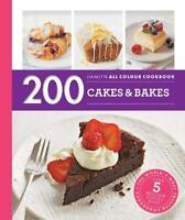 200 Cakes & Bakes: Hamlyn All Colour Cookbook (Hamlyn All Colour Cookery), Sara