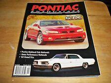 PONTIAC ENTHUSIAST VOLUME 3 NUMBER 6 1997