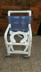 Duralife  Shower/Commode Chair