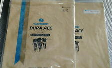 NOS 2x Dura Ace First Generation + EX Chainring SLEEVE 600 AX Shimano 1st gen