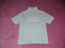 C&A Mädchen-Pullover mit Rollkragen