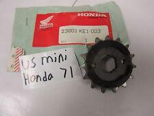 NOS Honda 1998 CG125 Drive Sprocket 23801-KE1-003