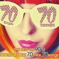 V.A.-THE BEST OF 90'S SUPER EUROBEAT 70MINS 70SONGS-JAPAN CD F30