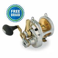 Shimano Talica 20 2 Speed With Free Braid Color of Choice