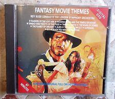 FANTASY MOVIE THEMES  BY THE LONDON SYMPHONY ORCHESTRA RARE 1986 CD ALBUM VGC