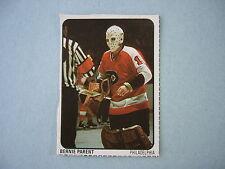 1974/75 LIPTON SOUP NHL HOCKEY CARD #18 BERNIE PARENT SHARP!! 74/75 LIPTON