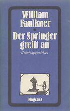 dio- FAULKNER : DER SPRINGER GREIFT AN      20152