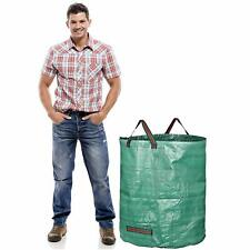 72 Gallons Reusable Garden Waste Bags (H30, D26 inches) - Yard Waste Bags