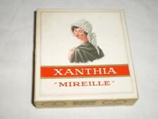 ANCIEN PAQUET DE CIGARETTES VIDE XANTHIA MIREILLE