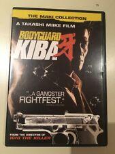 Bodyguard Kiba - Tokyo Shock DVD Region 1 - Takashi Miike / Yakuza