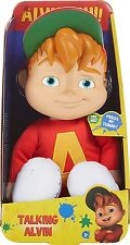 Fisher-Price Alvin & The Chipmunks Talking Alvin Toy *NEW*