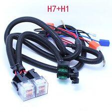 1 set - H1+H7 Car increase brightness relay Extreme Headlight booster