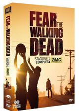 FEAR THE WALKING DEAD - STAGIONE 01 (2 DVD) PREQUEL e SPIN-OFF con Kim Dickens