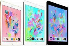 Apple iPad 6th Gen 2018 32 /128GB Wi-Fi 9.7 Gray Gold Silver APPLE WARRANTY 2020