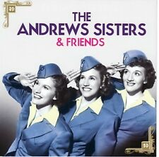 Andrews Sisters - The Andrews Sisters & Friends (CD)