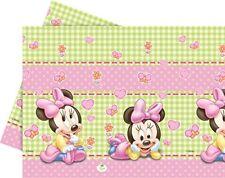 Procos S.a Tovaglia da Tavola per Festa nascita Compleanno Bambina Minnie Baby