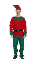 Christmas Elf Fancy Dress P