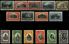 CHILE, CENTENARY OF THE INDEPENDENCE, COMPLETE SET, MNH & MH, LOT 3150