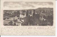 766 Gruss aus Heibronn a.N. 1911 Ansichtskarte Baden Württemberg Liquidation