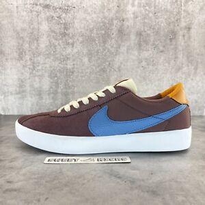 Nike SB Bruin React SB 'Dark Wine Dutch Blue' - Men's Size 9 (CJ1661-601)