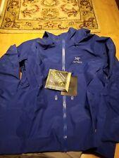 Alpha SV Womens Arcteryx Jacket NWT Blue arc'teryx