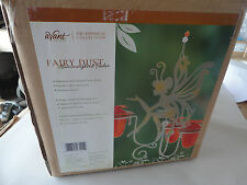 New, Free Ship,Fairy Dust Hummingbird Feeder with 3 Nectar Feeding Ports - W06Hb