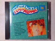 CD FESTIVALBAR '88 SCIALPI IVANA SPAGNA DENOVO TRACY SPENCER SABRINA SALERNO