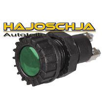 Lampe de contrôle vert voyant lumineux lampe-témoin 12 VOLTS tracteur