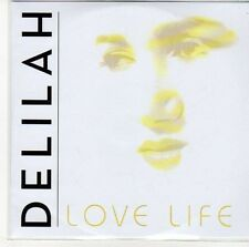 (ED585) Delilah, Love Life - 2013 DJ CD