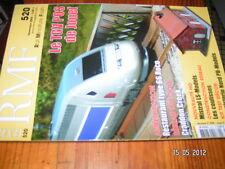 RMF n°520 TGV POS Lampisterie BB 63000