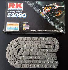 Chaîne RK 530 SO,102 Membres Yamaha SR 500,SR500,2J4,48T,Année fab. 79-90,#530