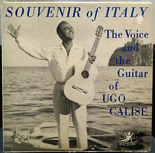 Ugo Calise - Souvenir Of Italy LP VG ANG 65027 Vinyl Record