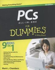 PCs All-in-One for Dummies® by Mark L. Chambers (2013, Paperback)