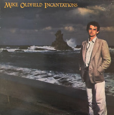 MIKE OLDFIELD ‎-  Incantations (LP) (VG+/F+)