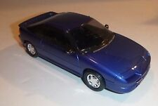 AMT 6977 1991 GEO STORM GSI COBALT BLUE PROMO 1/25 MODEL CAR MOUNTAIN