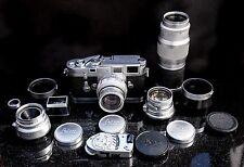 Leica M3 Fotocamera A Telemetro Vestito