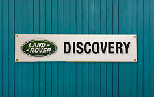 LAND ROVER enthusiasts PVC Garage banner - Land Rover 'DISCOVERY'