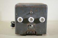 DDR Batterieladegerät 6V 12V Ladegerät, Gleichrichter,