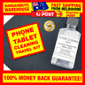 Isopropyl Alcohol IPA Mobile Phone Tablet Cleaner Microfiber Cloths Travel Kit