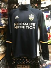 adidas la galaxy Training Top Navy Blue 19/20 Limited Eddition Size Large  Only