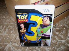 Toy Story 3  (Nintendo Wii, 2010) EUC