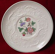 WEDGWOOD china TAPESTRY TMD440 pattern Cream Soup Saucer ONLY - crazed