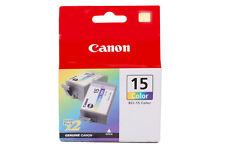 Cartouche Canon BCI-15 original Couleur (pack de 2) Jet d'encre