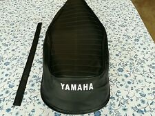 YAMAHA CS3 SEAT COVER 1970 TO 1971 MODEL+ STRAP (Y5--n9)