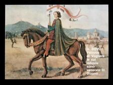 """santino-holy card""""S.BOVO DI VOGHERA"""