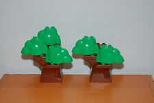 Lot of 7 Pieces Trees and Leaves